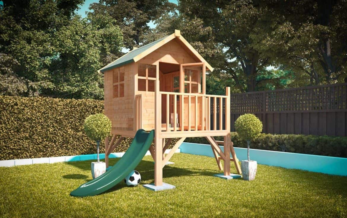 How to Choose the Perfect Playhouse for Your Child