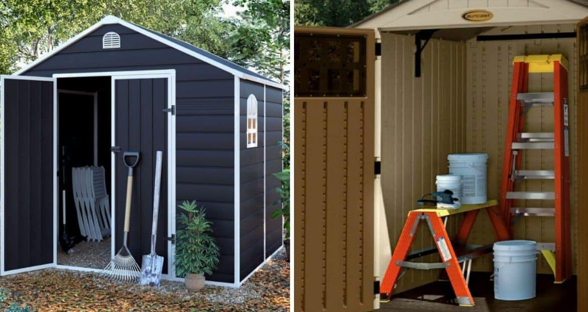 Choosing the Best Plastic Shed For Your Specific Needs