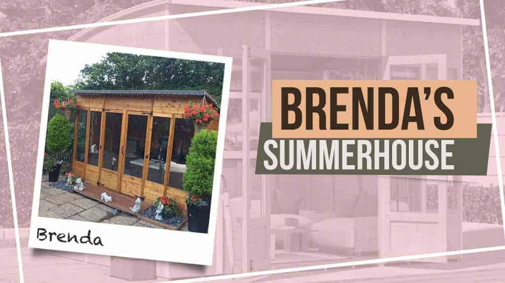 Brenda's 5000 Sunroom Summerhouse