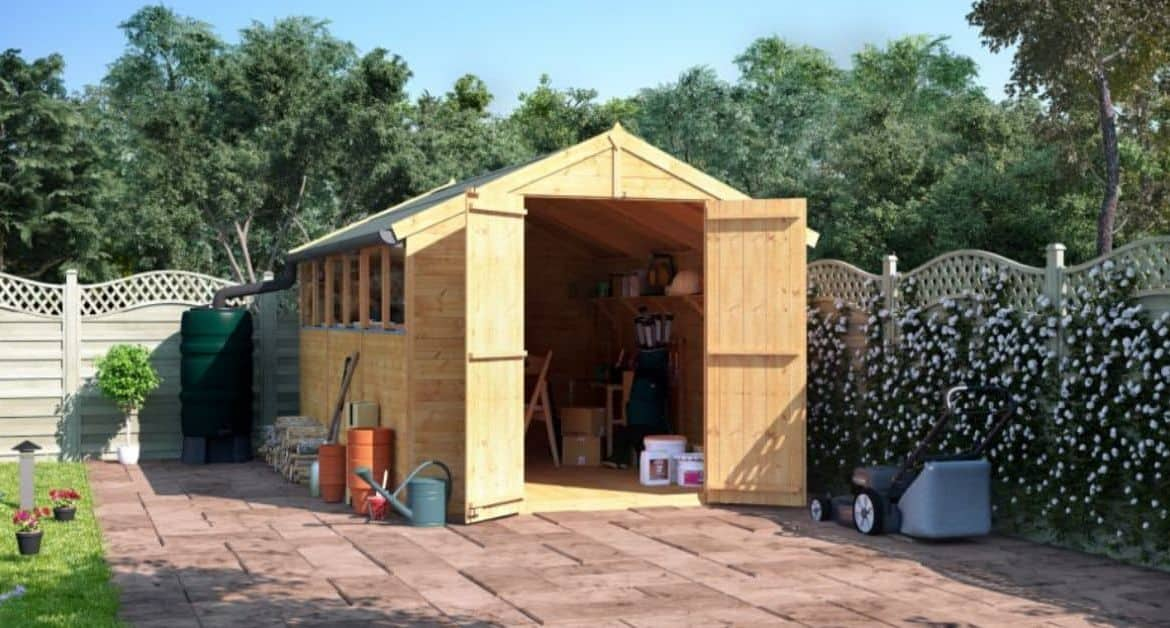 Garden Shed Accessories: These Are Your 5 Storage Space Must-Haves!