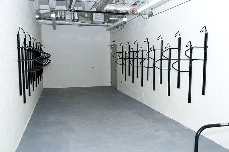 Bike Storage Solution: Hooks, Racks, and Sheds