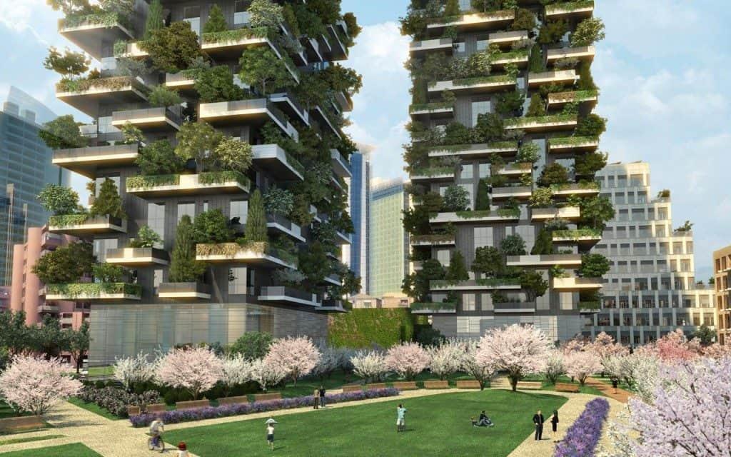 5 Amazing Vertical Gardens