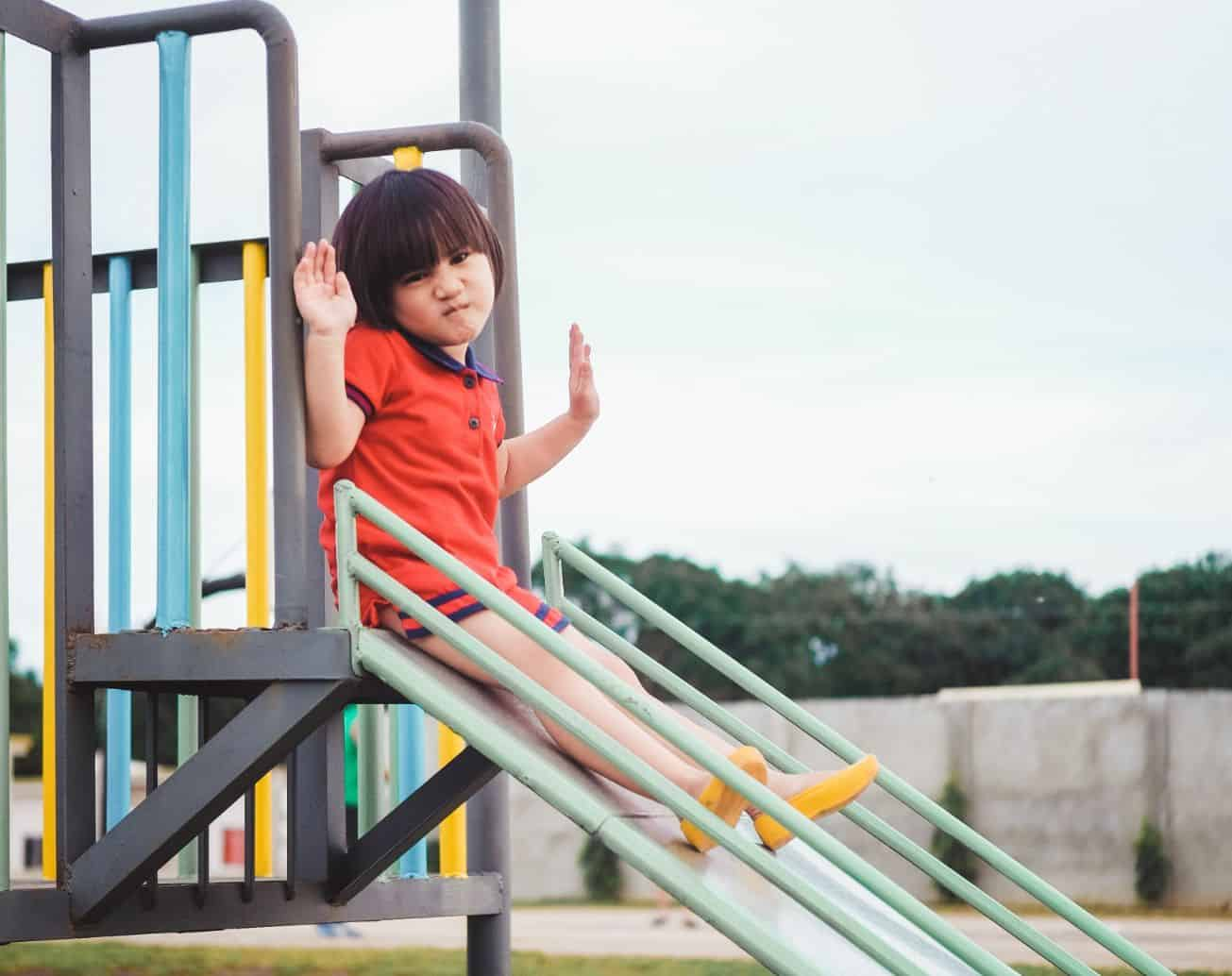 Why kids need to play outdoors