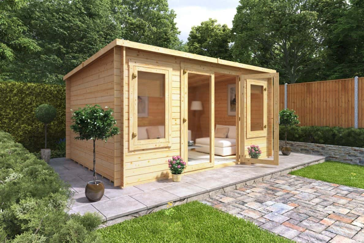 log-cabin-games-room-ideas-1-lay-your-log-cabin-in-a-proper-foundation