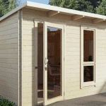 7 Best Small Log Cabins For All Garden Sizes (2021)