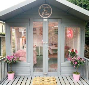 log cabin ideas