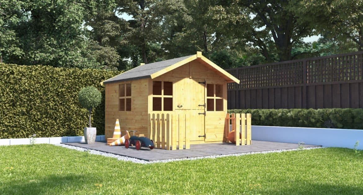 Everything You Need To Plan When Installing a Playhouse