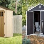 6 Reasons To Buy a Plastic Garden Shed