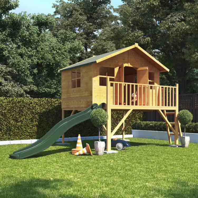 Playhouse guide - wooden playhouses