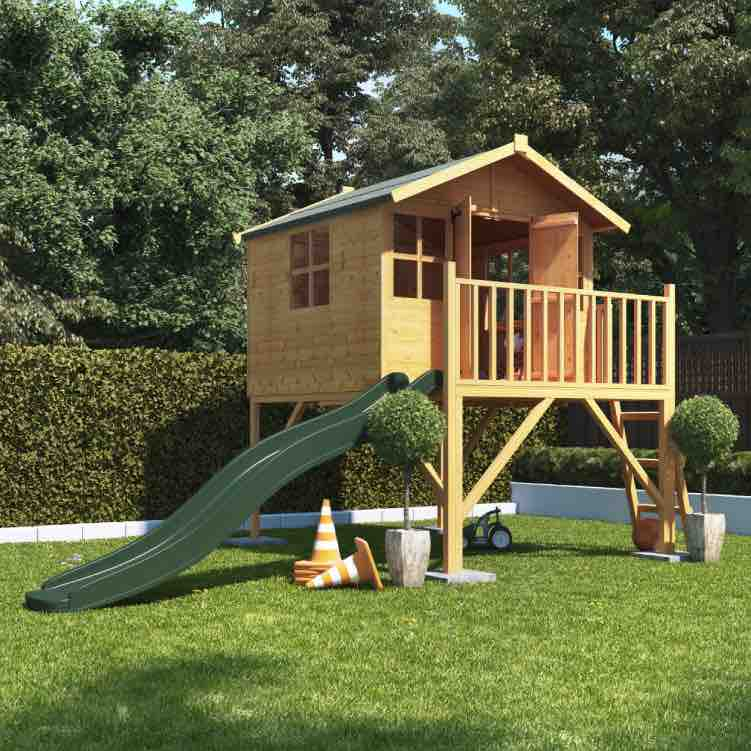 Playhouse guide - tower playhouses