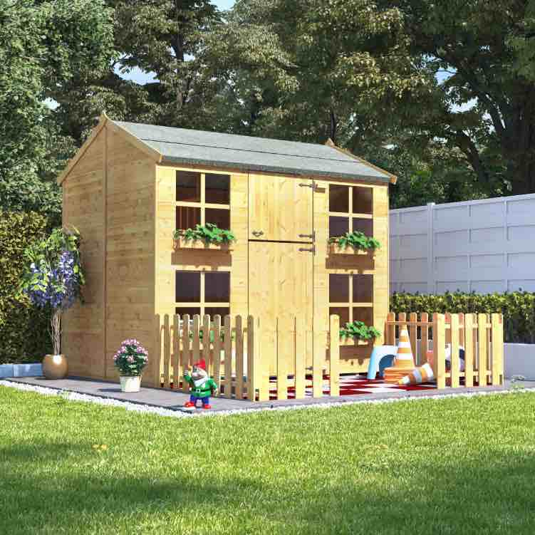 Playhouse guide - two storey playhouses