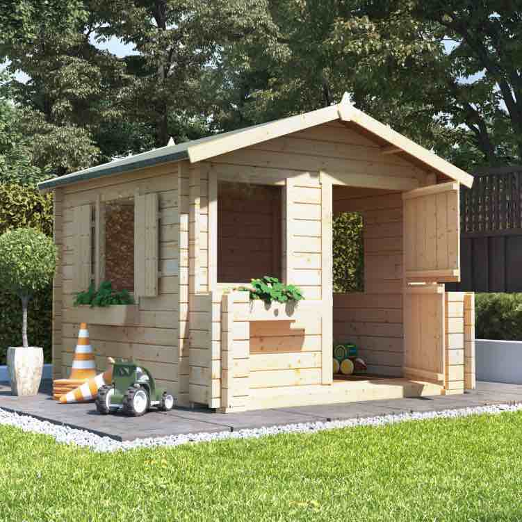 Playhouse guide - wendy houses