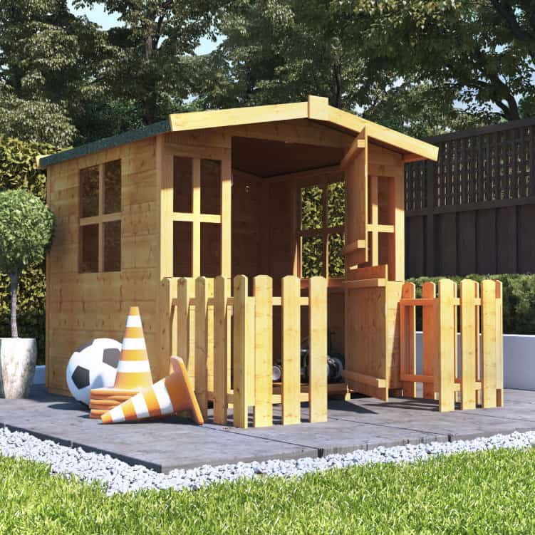 Playhouse guide - cottage playhouses