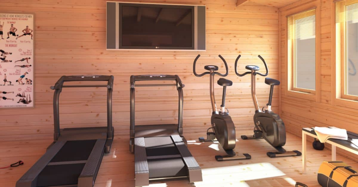 8 Reasons Why You Need a Home Gym
