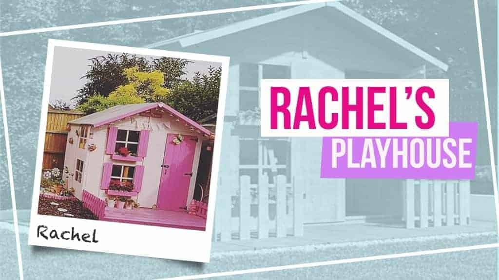 Rachel's BillyOh Peardrop Extra Playhouse