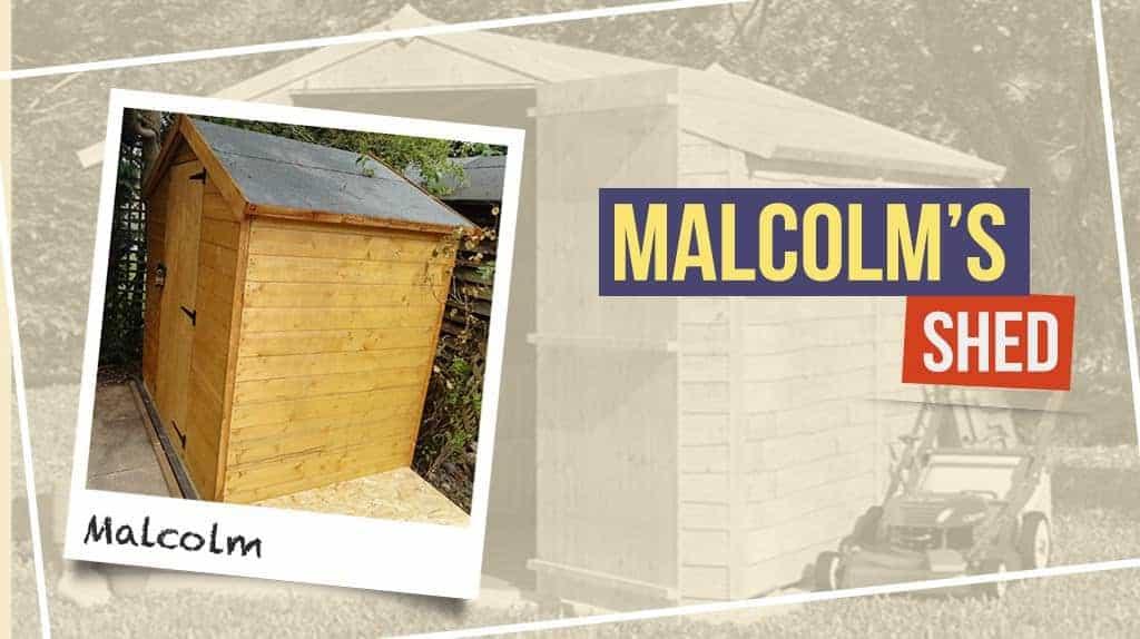 Malcolm's Storer Overlap Shed
