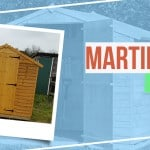 Martin's Storer Overlap Shed