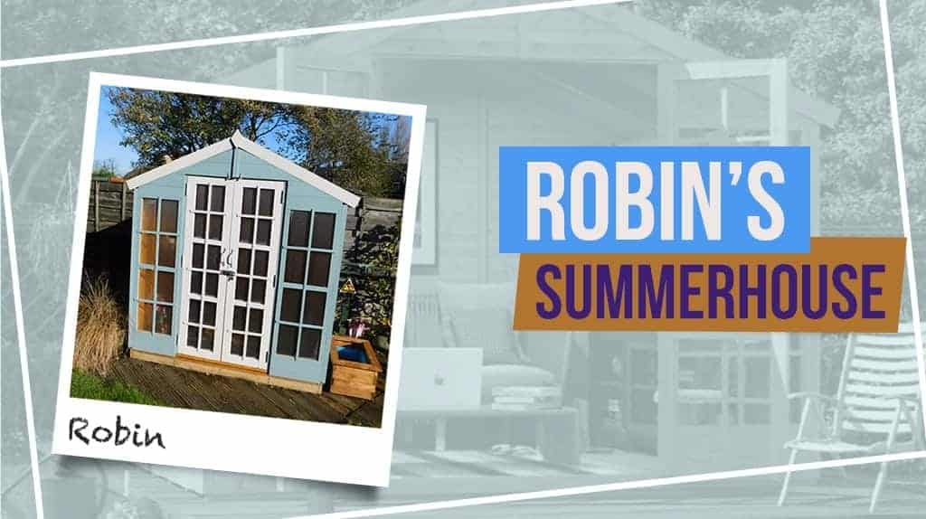 Robin's BillyOh Harper Tongue and Groove Apex Summerhouse