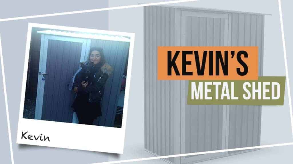 Kevin's BillyOh Combo Pent Metal Shed