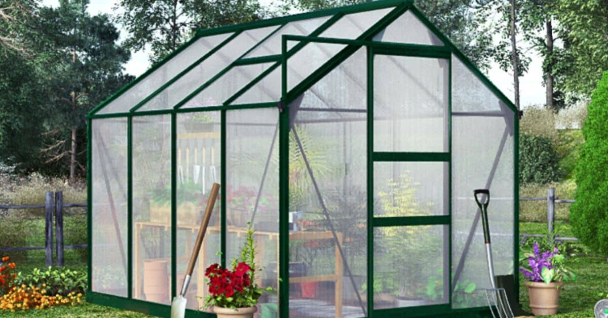 39+Replacement Acrylic Greenhouse Glazing