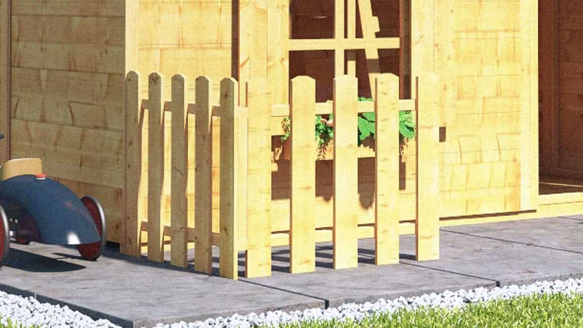 the-ultimate-guide-to-buying-playhouses-9-fencing