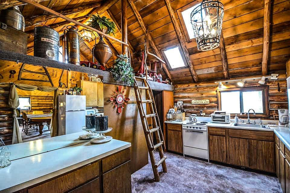 Transform Your Log Cabin into Something More Than Just an Outdoor Building