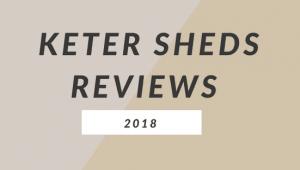 Keter Sheds Reviews